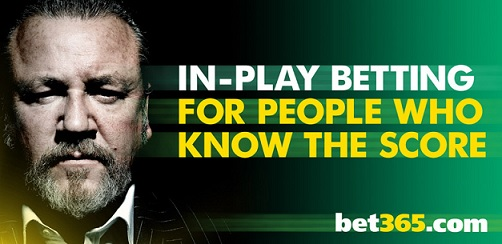 Bet365 betting by 101 Great Goals