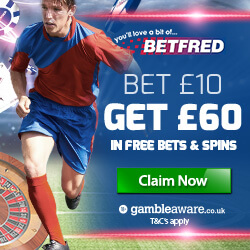 betfred new betting bonus 2017