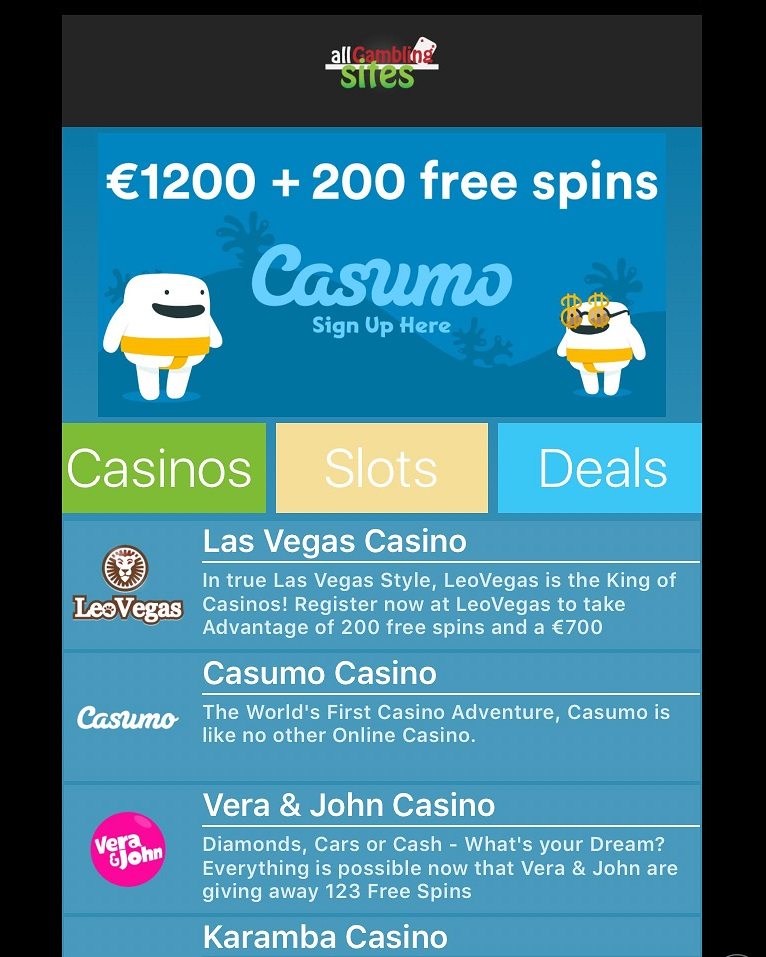 casino betting online  app