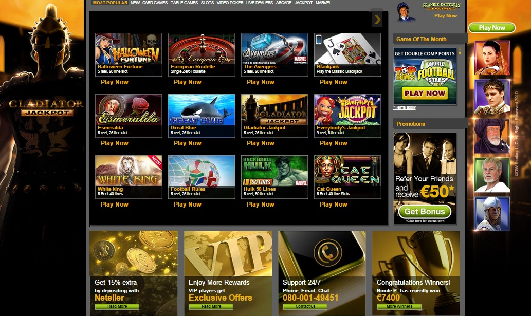 casino live online book of ra games