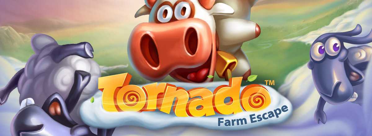 Tornado farm escape slot review