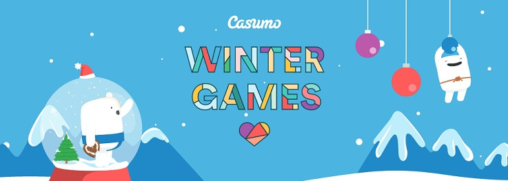 Here are some highlights from the Winter Games at casumo.com