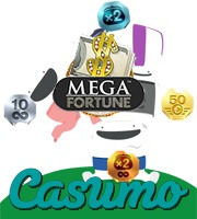 Casumo has a new Mega Fortune jackpot winner