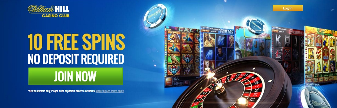 william hill casino club free