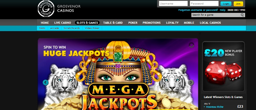 Play Genie Jackpots Online | Grosvenor Casinos