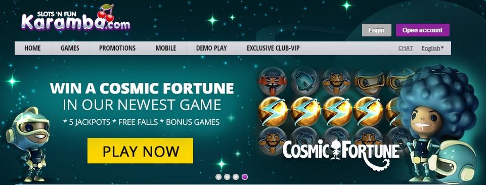 karamba online casino  slots