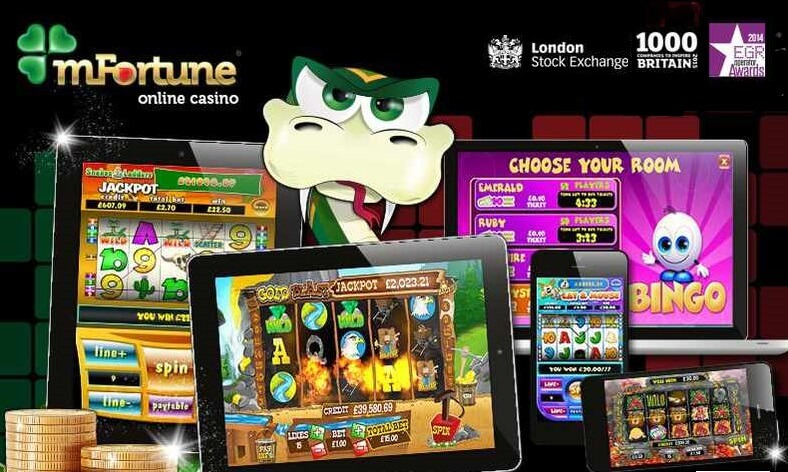 Mfortune Casino Review Get A 163 5 Free Casino Bonus