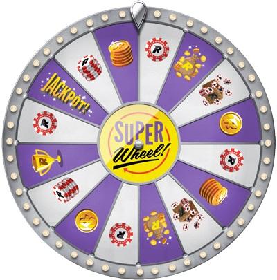 Super Wheel - Rizk Casino