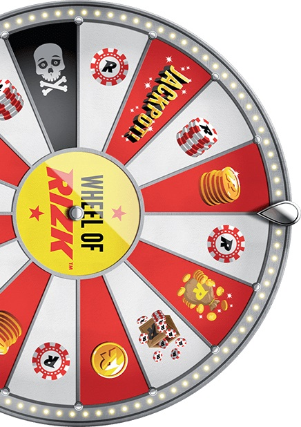 The Wheel Of Rizk Progressive Jackpot Is Back!