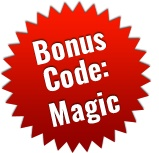 online casino bonus codes book of magic