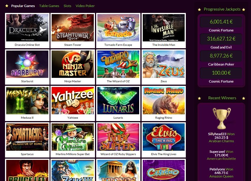 casino slot games pc download