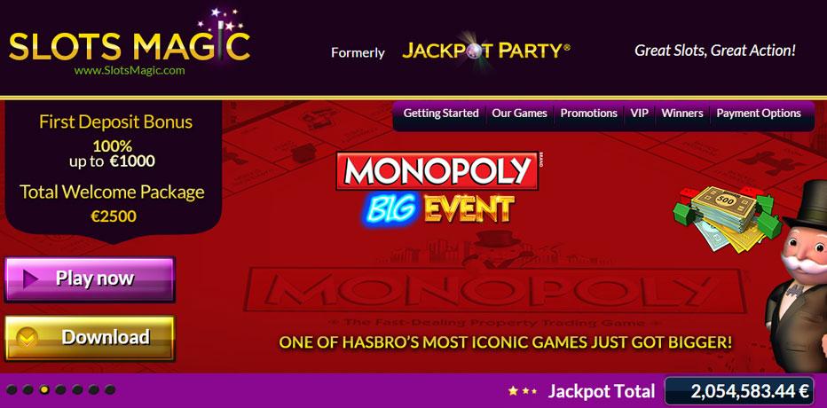 Gambling monopoly board game