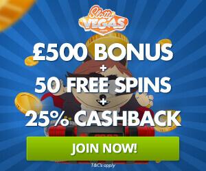 online vegas casino cashback scene