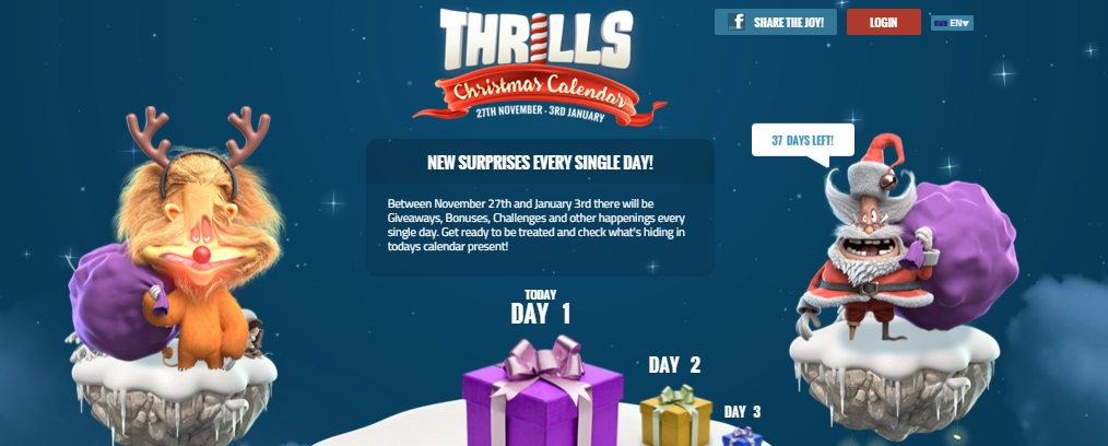 Thrills Casino | Spill Gold Star & FГҐ Gratis Spins