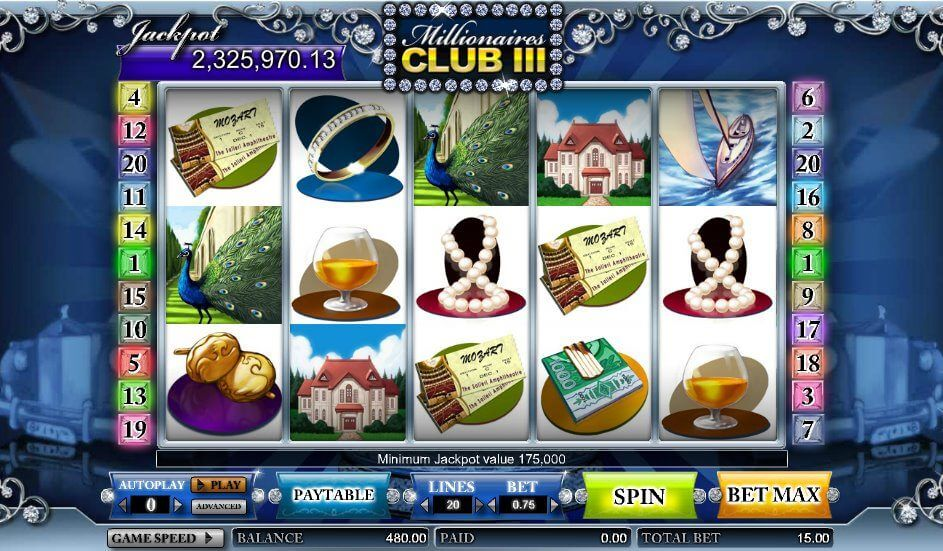 amaya millionaires club slot review review