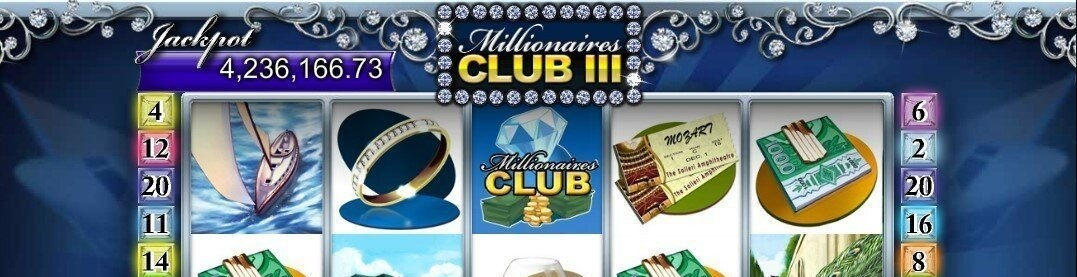 millionaires club 3 slot review amaya