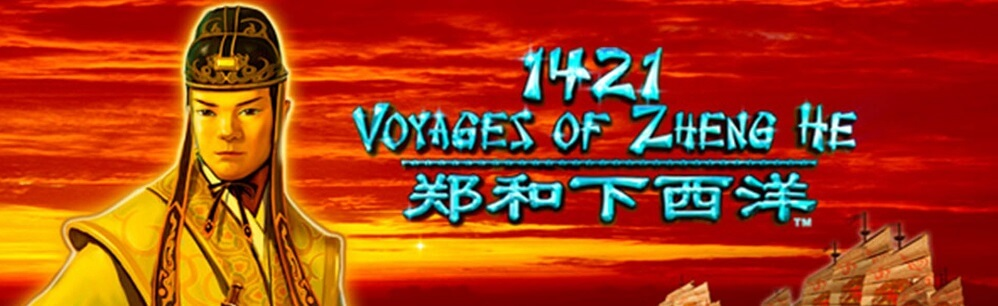 1421 Voyages of Zheng Slot slot review igt slots casinos