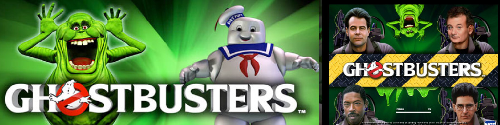 ghostbusters igt top banner