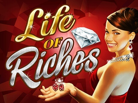 casinos which offer life of riches online slot