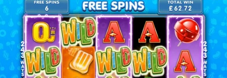 fruit vs candy slot review microgaming