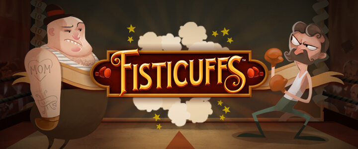 fisticuffs slot review netent