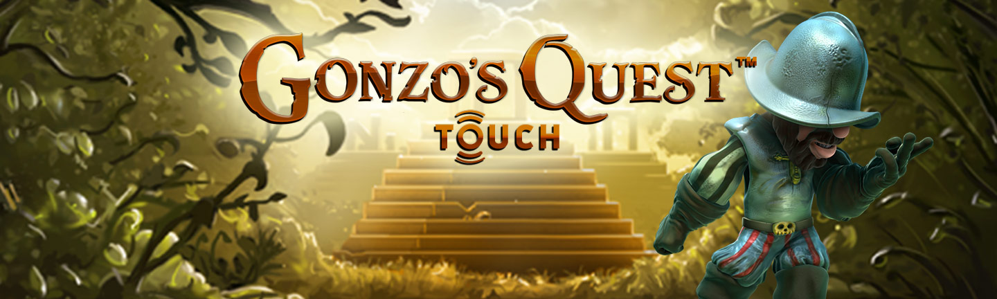 Gonzo Quest Touch Mobile casino slot