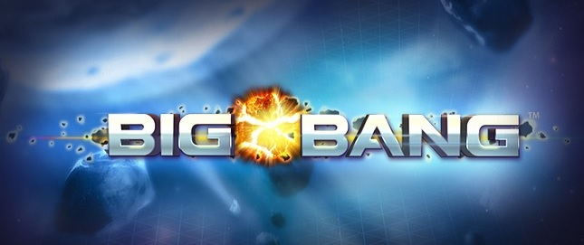 Big Bang Mobile Slot Netent