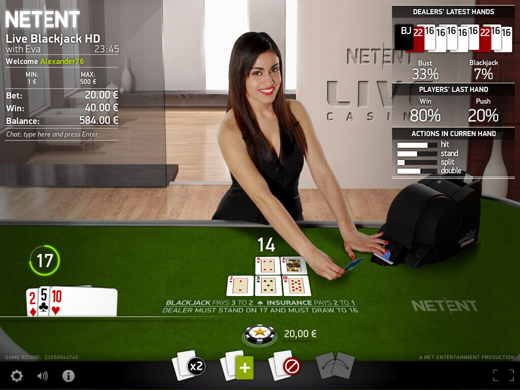 Live black jack gambling golden casino rogue