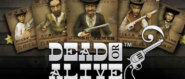 dead or alive slot netent