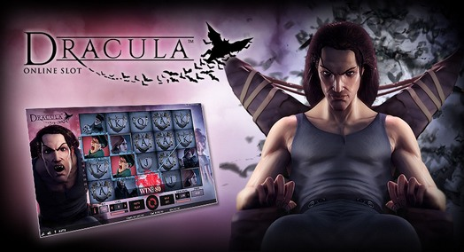 Play exciting Dracula slot at Casumo