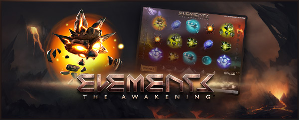 Elements: The Awakening Slot review netent