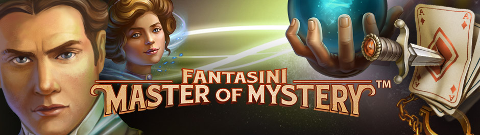 Fantasini Master of Mystery slot  review by all gambling sites