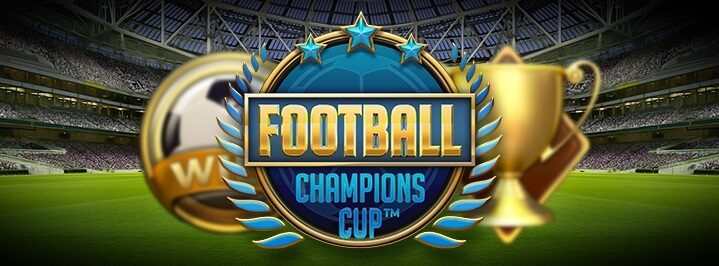 netent football champions cup slot review