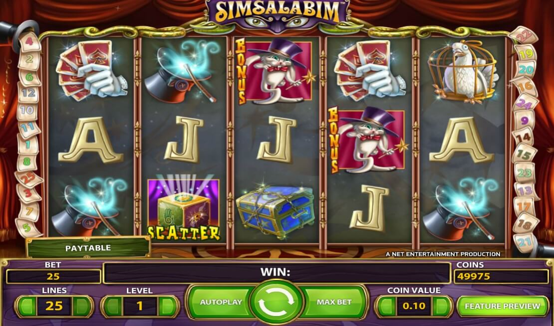 simsalabim slot review