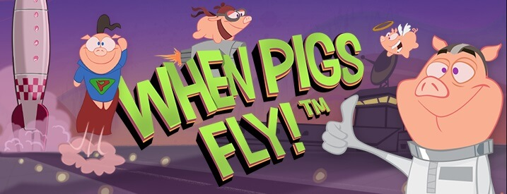 when pigs fly slot review netent