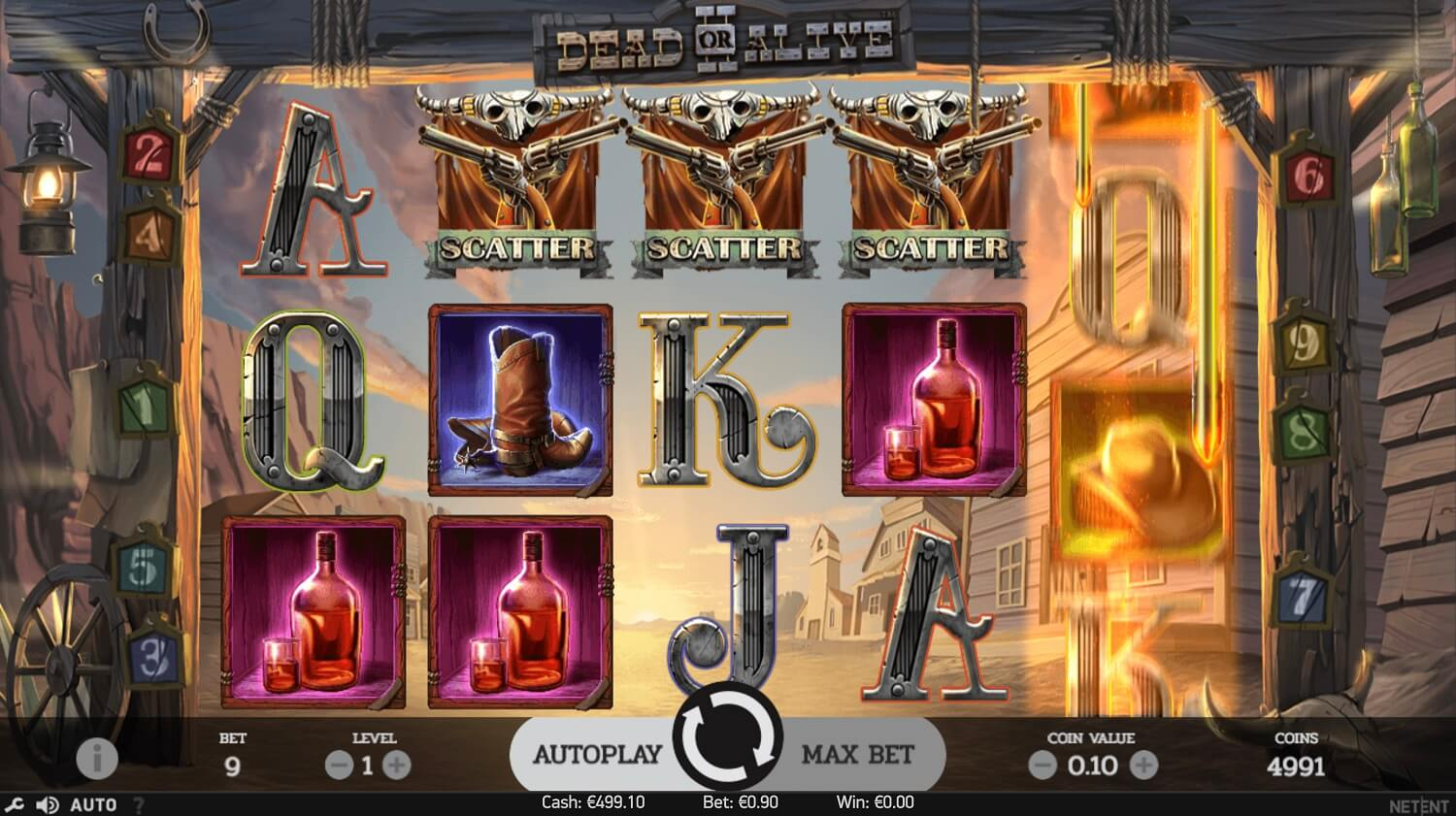 dead or alive slot review 2