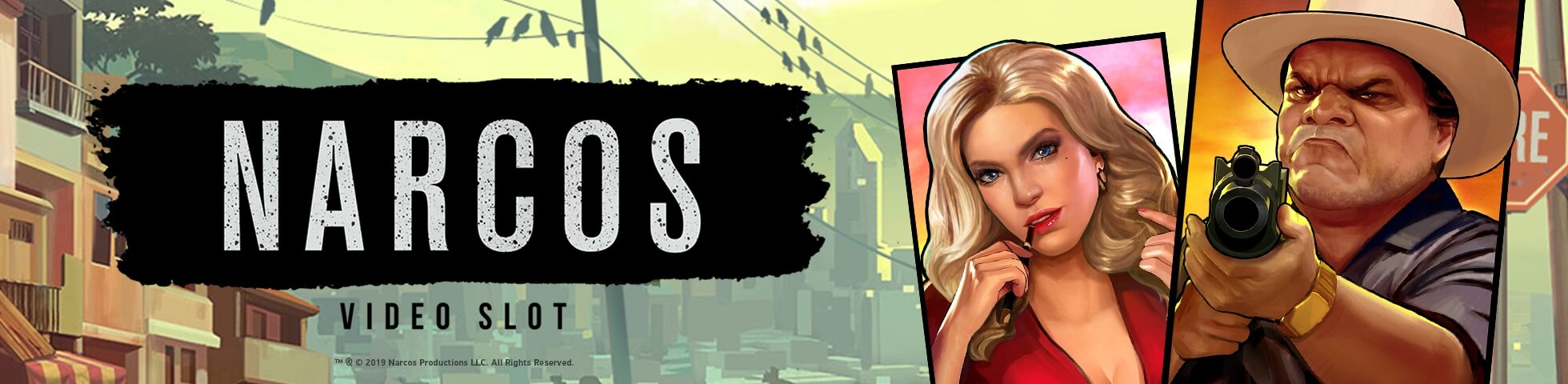 narcos slot review allgamblingsites.com