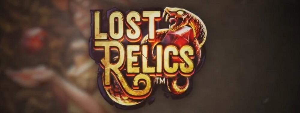 lost relics slot review new