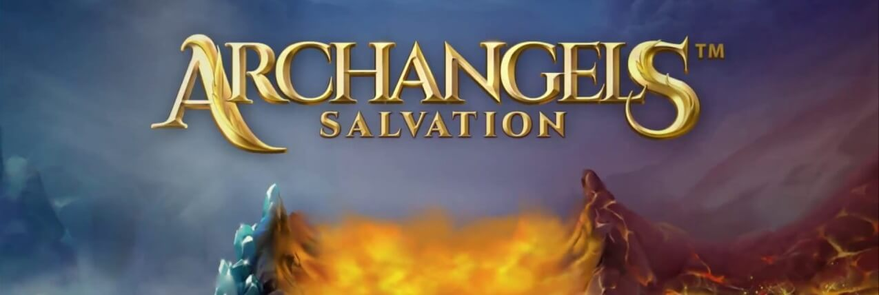 archangels salvation slot review by all gambling sites
