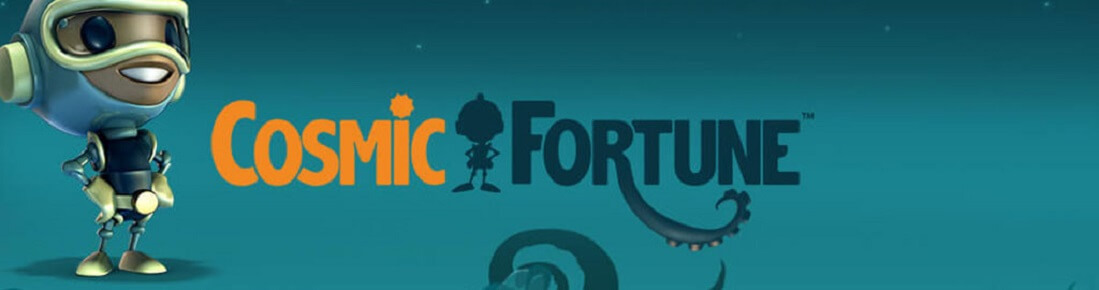 cosmic fortune slot review netent
