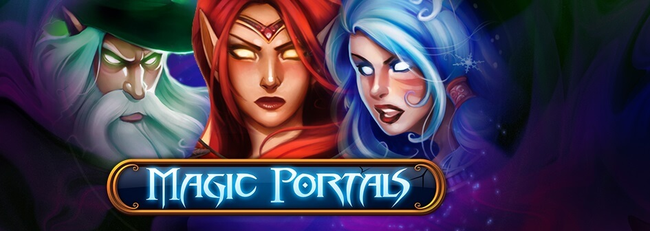 magic portals slot by netent