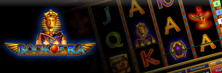 start online casino slot book of ra