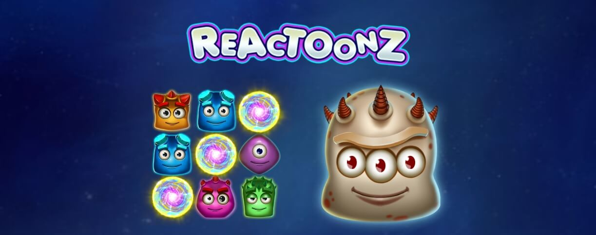reactoonz slot machine review play n go