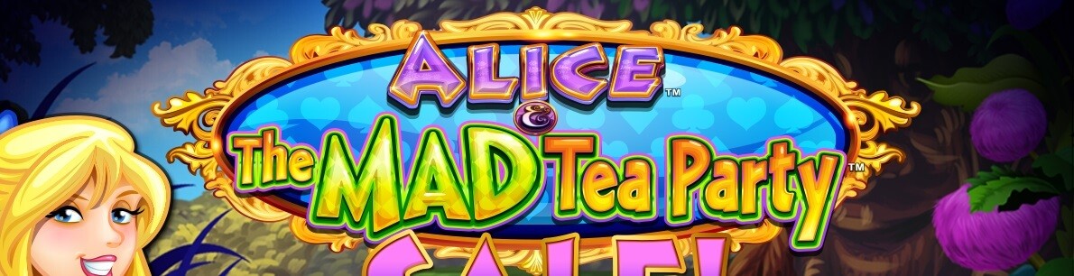 alice and the mad tea party slot review