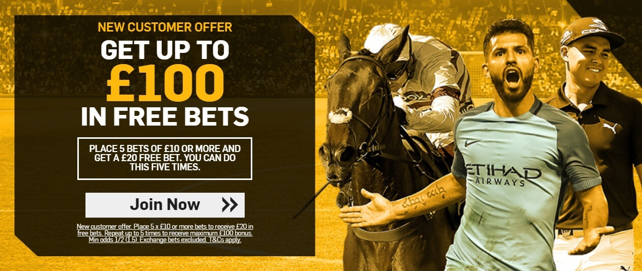 betfair new player offer