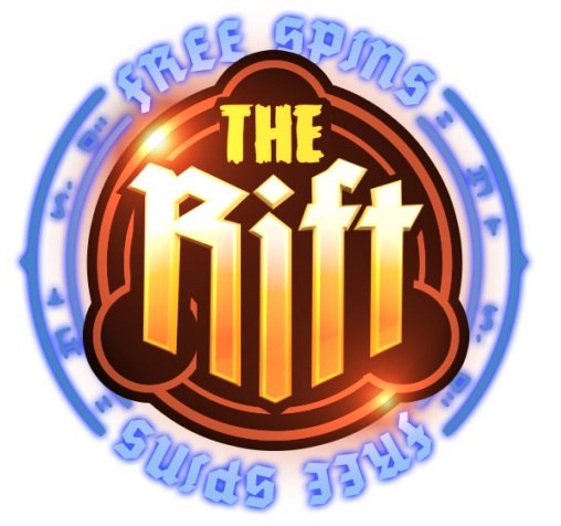 the rift slot free spins