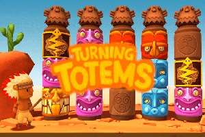 turning totems slot machine review thunderkick