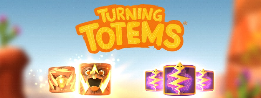 turning totems slot machine